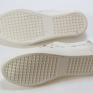 Fab Kickz Shoes - Fab Kickz Girls White Casual Flat Shoes Size 3